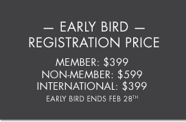 AREAA Global Summit early bird registration price